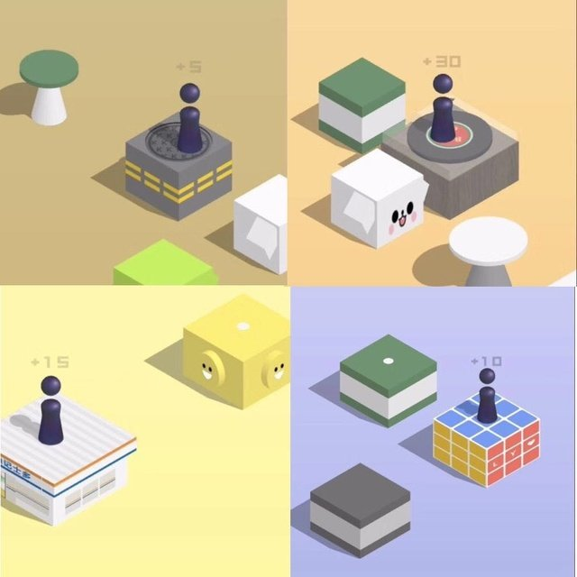 Hop Up is a mini game that offers convenience and ease at users' fingertips