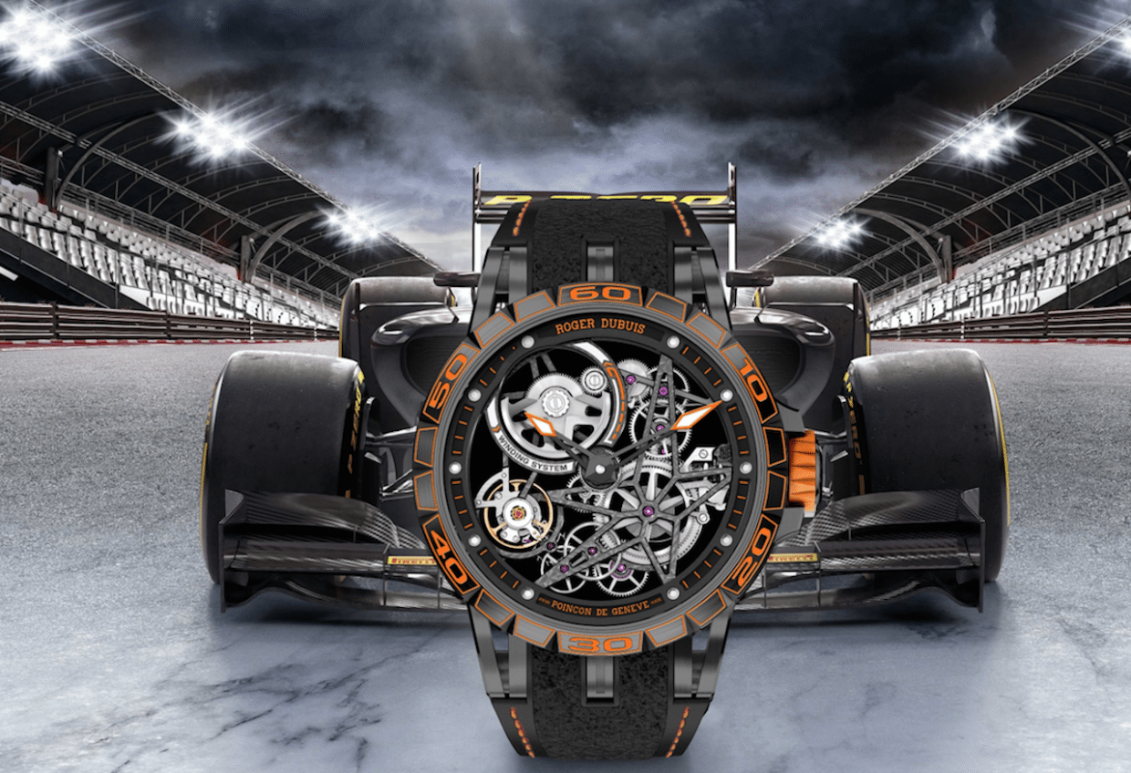 Roger Dubuis WeChat Campaign