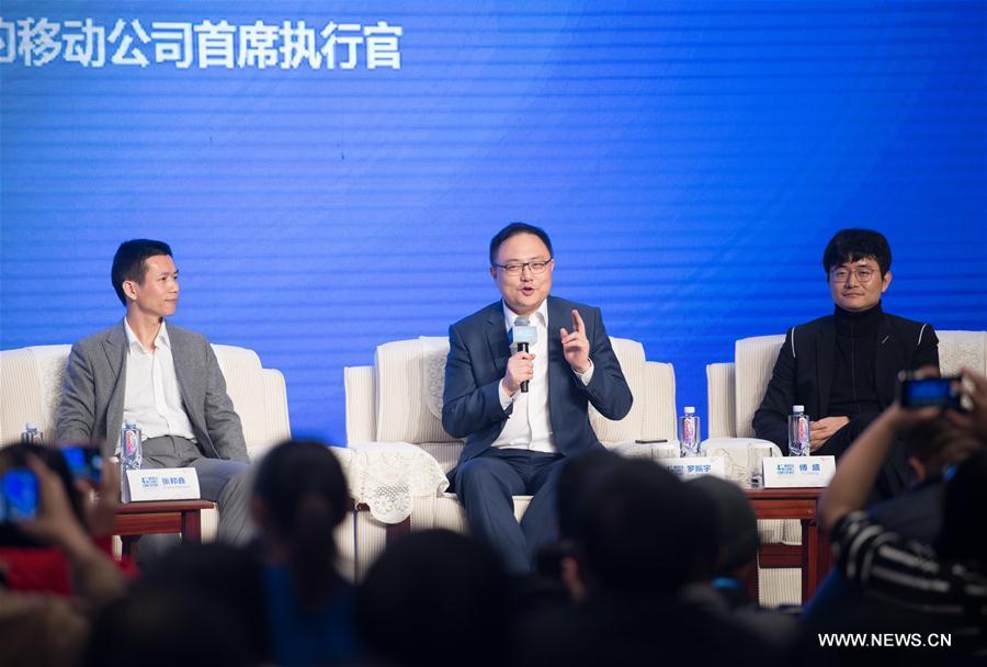 Luo Zhengyu, Chinese business KOL
