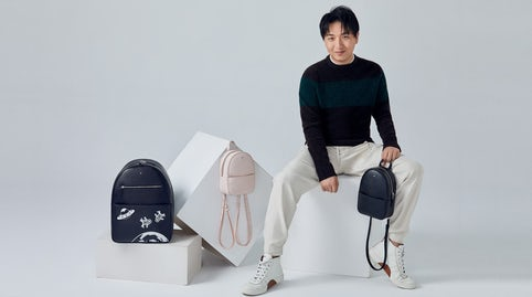 Mr Bags (Tao Liang), a Chinese fashion KOL specialising in handbags